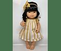 Muñeca Niña Asiática 38 cm