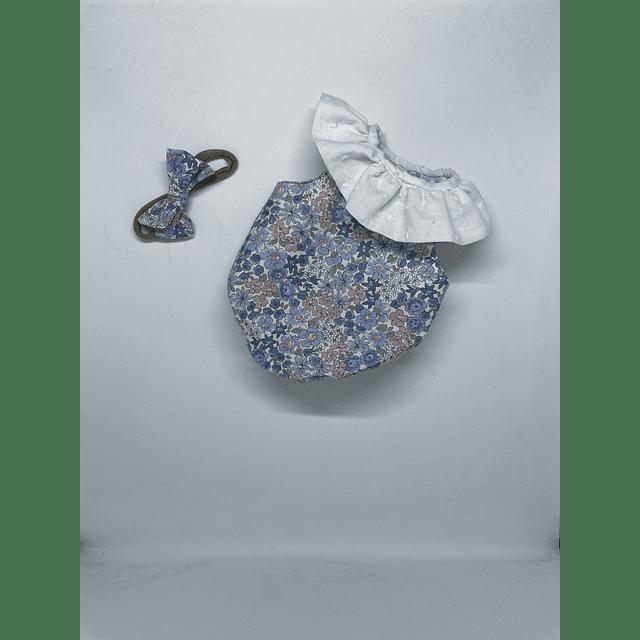 Romper Flores Azules