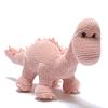 Sonajero Dinosaurio Rosa