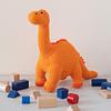 Dinosaurio Diplo Grande - Naranjo