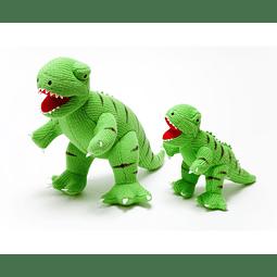 Dinosaurio Trex Grande - Verde