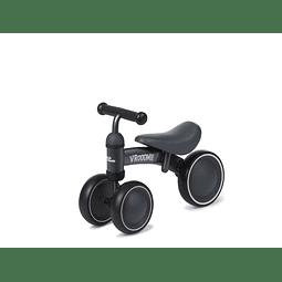 Vroom Baby Bike - Negra