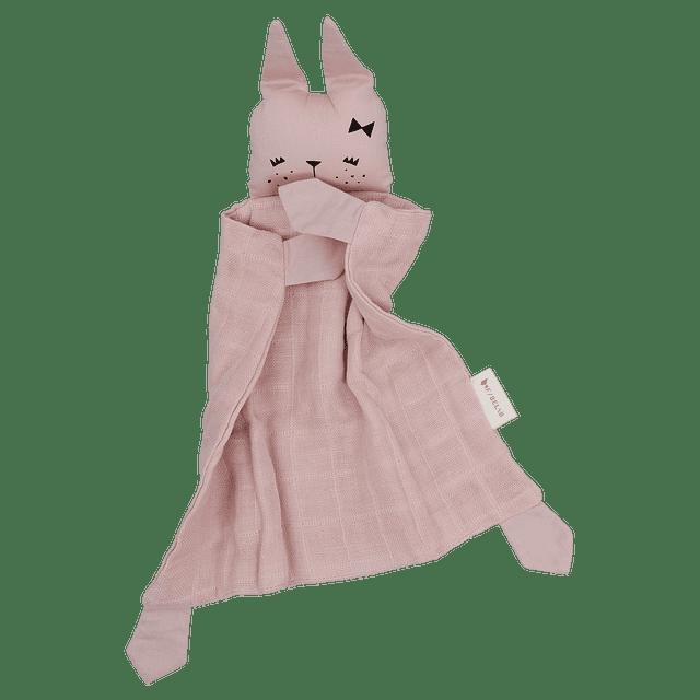 Tuto Conejo Palo Rosa