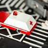 Auto Ambulancia - 9 cm