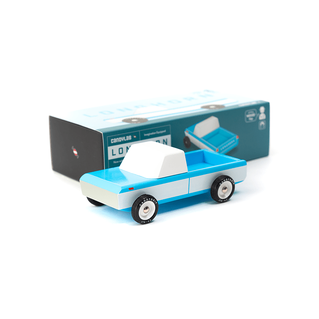 Camioneta Longhorn Blue - 19 cm