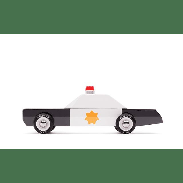 Auto Police Cruiser- 19 cm