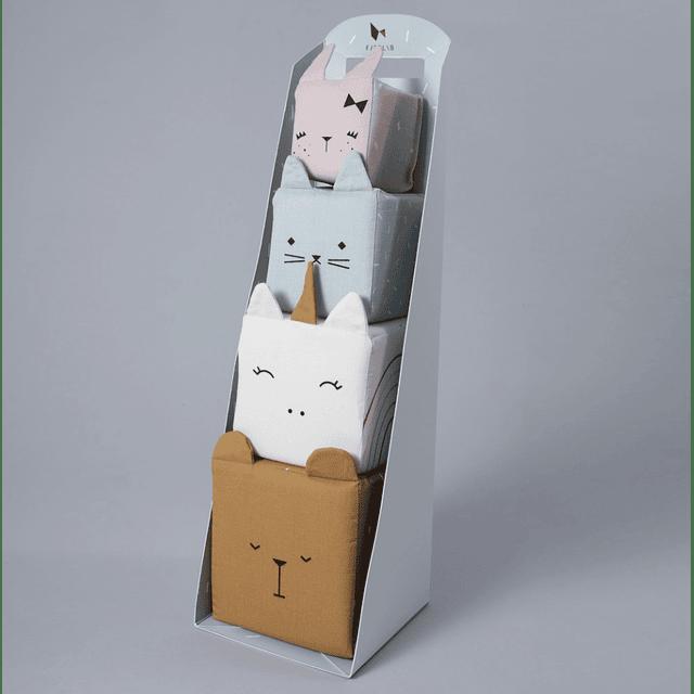 Bloques Suaves - Animales