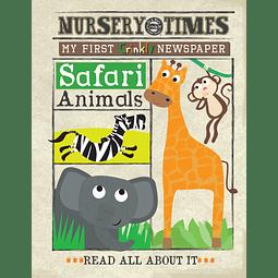 Periódico Sensorial - Safari