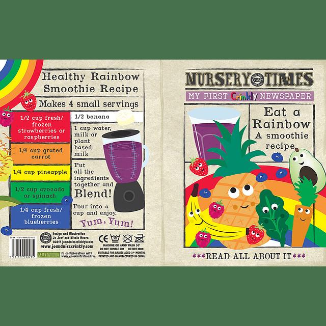 Periódico Sensorial - Eat a Rainbow