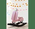 Balancín Motocicleta - Rosa