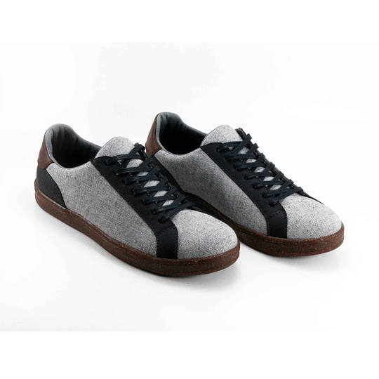 Tenis Canvas para Caballero - Eco Shoes