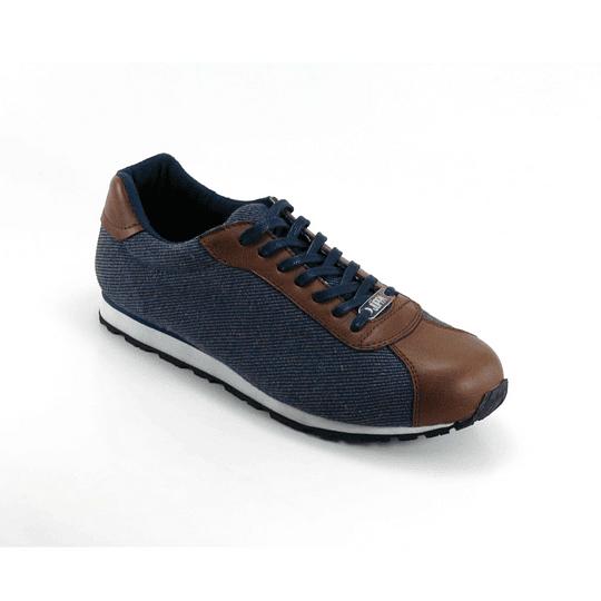 Tenis Clásicos Para Caballeros - Eco Shoes