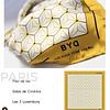 Pañoletas Silk Satin - 100% Eco