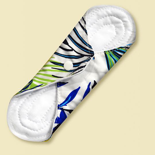 Toallas higiénicas en tela