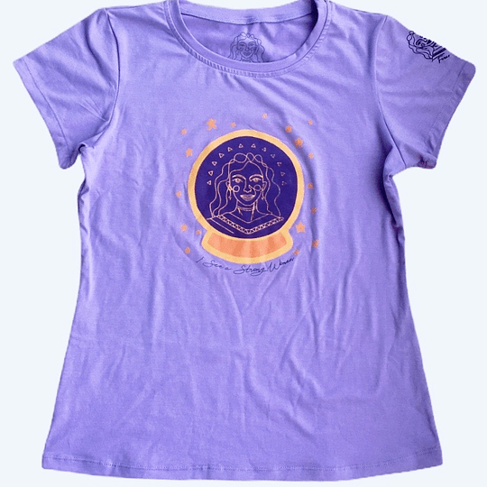 Camiseta Furas