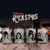 Vasos Colección Rockstars x4