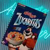 Cuaderno de Caja de Cereal
