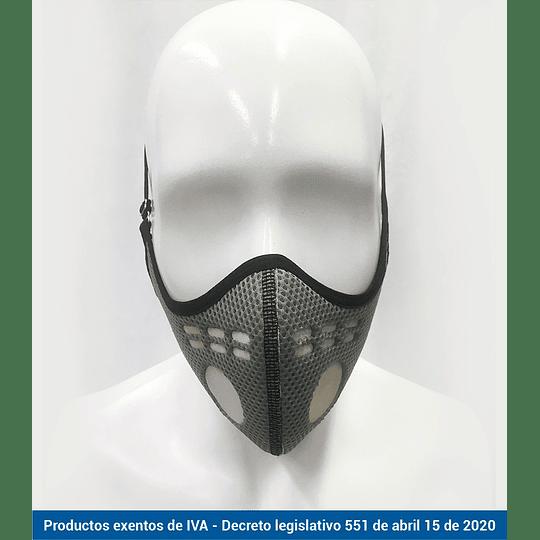 Máscaras Antivirales Tecnologia Cupron