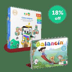 PleIQ Paper + Balancín