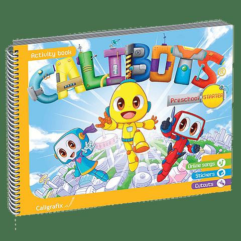 Calibots Preschool Starter - Caligrafix