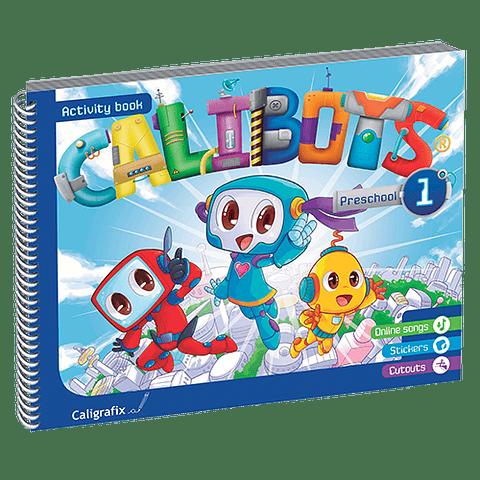 Calibots Preschool Nº1 - Caligrafix