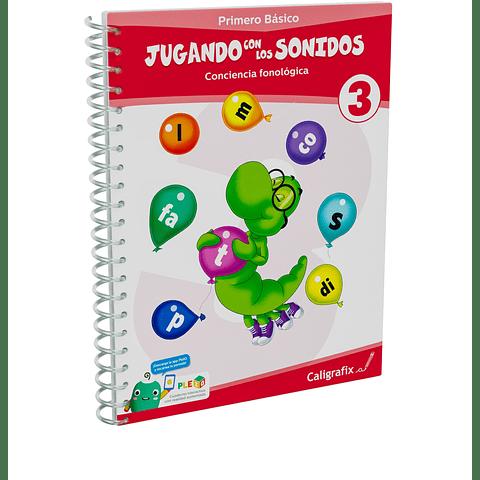 Cuaderno Interactivo - Jugando con los Sonidos 3