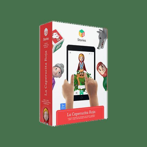 PleIQ Stories - Chapeuzinho Vermelho