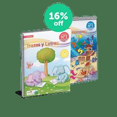 Kit de Cuadernos Interactivos - Prekinder