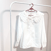 Blusa bobo white