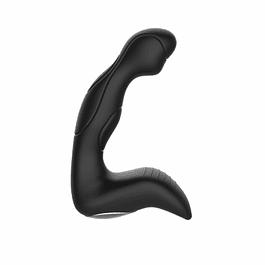 Plug anal con vibración, batería interna recargable (Por encargo)
