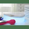 Esterilizador de juguetes sexuales por luz ultravioleta (Por encargo)