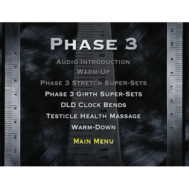 Video Course - Manual techniques to enlarge the MOS penis