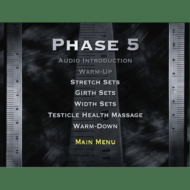 Curso en Video - Técnicas manuales para agrandar el pene MOS