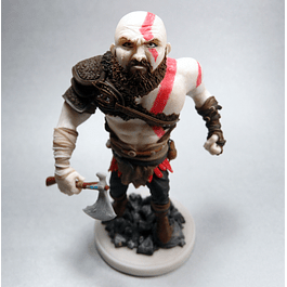 OLD KRATOS (God Of War)