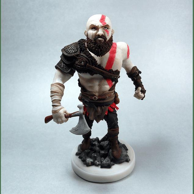 OLD KRATOS (God Of War)