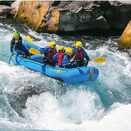 Rafting Río Fuy - 10.30 y 15:30hrs.