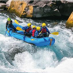 Rafting Río Fuy - 10.00