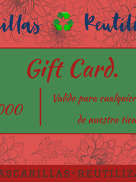 Giftcard 🎄🎁