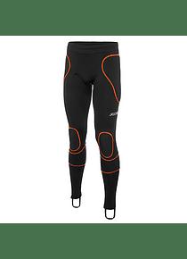 Pantalón Compresivo Arquero Reusch Attrakt Con Protecciones