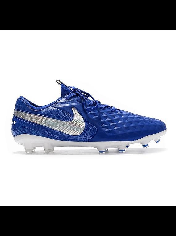 Nike Tiempo Legend VIII FG Azul/Blanco