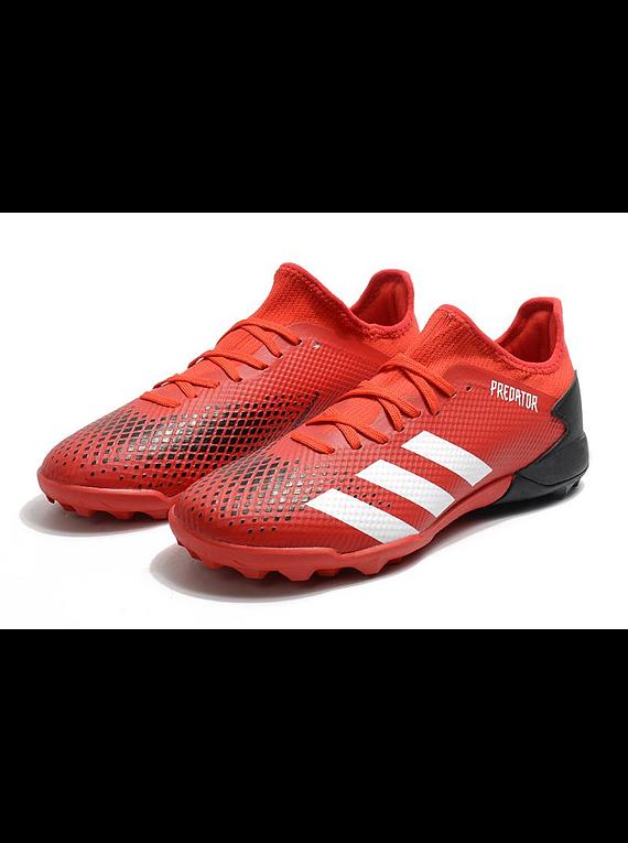 Adidas Predator 20.3 Low TF Roja