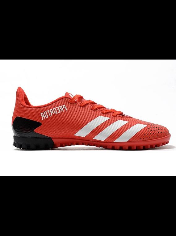 Adidas Predator 20.4 TF Rojo