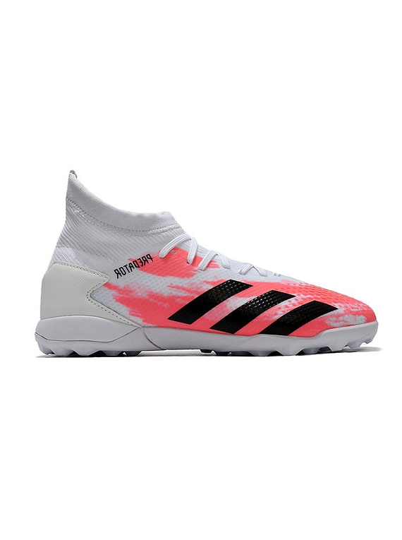 Adidas Predator 20.3 TF Blanca/Rosa