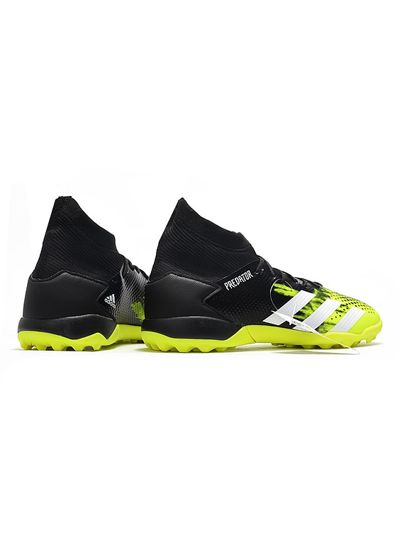 Adidas Predator 20.3 TF Negra/Verde