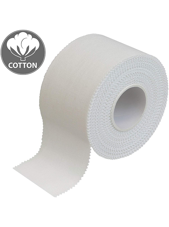 Tape Adhesivo Deportivo Blanco