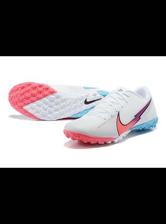 Nike Mercurial Vapor XIII Academy TF Blanca