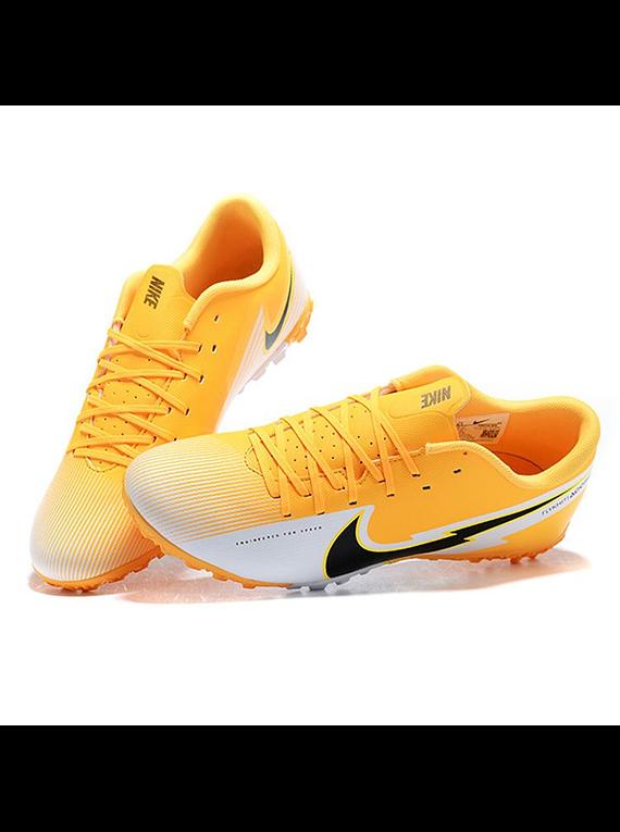 Nike Mercurial Vapor XIII Academy TF Amarillo / Blanco