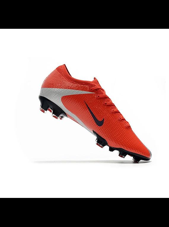 Nike Mercurial Vapor XIII 360 Elite FG Future DNA Rojo Plata