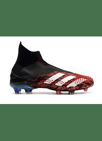 Adidas Predator Mutator 20+ Negras Rojas FG