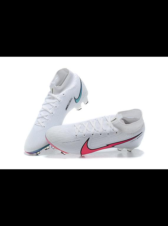 Nike Superfly VII 7 Elite SE Blanco